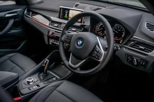 BMW X1 sDrive18i_Cockpit_Steering Wheel