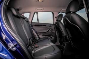 BMW X1 sDrive18i_Rear Seats
