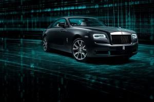 Rolls-Royce Wraith Kryptos Collection_Limited Edition