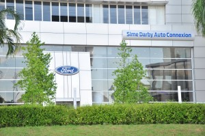 Sime Darby Auto ConneXion_Ford_Showroom