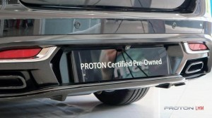 PROTON Certified Pre-Owned (PCPO) Vehicle