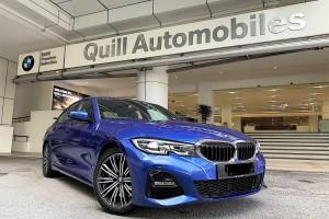 Quill Automobiles_BMW_Dealer_Showroom