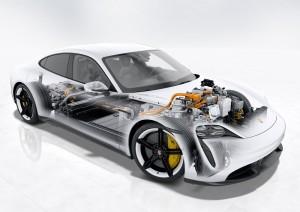 Porsche Taycan_Graphic_Internal