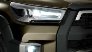 Toyota Hilux_Headlamp_Fog Lamp