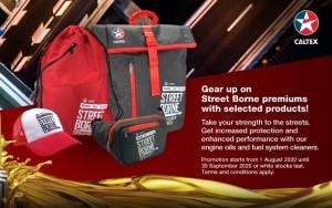 Caltex_Street Borne Merchandise