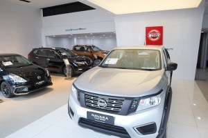 Nissan 3S Centre_Nissan Drive_Showroom