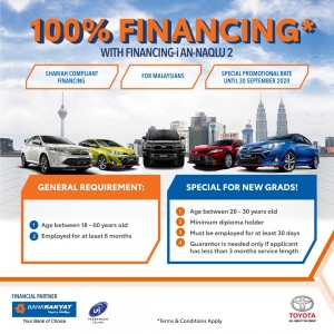Toyota_Bank Rakyat_Financing