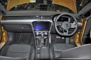 Volkswagen Arteon R-Line_Interior_Dashboard_Steering Wheel