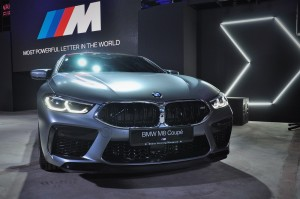 BMW M8 Coupe_Launch