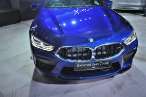 BMW M8 Gran Coupe_Front