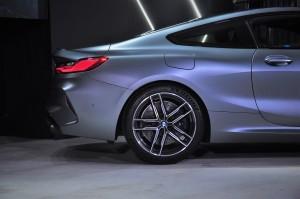 BMW M8 Coupe_Rear Wheel
