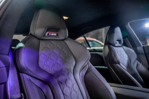 BMW M8 Gran Coupe_Front Seats