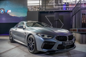 BMW M8 Coupe