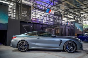 BMW M8 Coupe_Side View