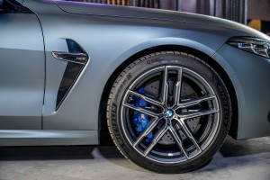 BMW M8 Coupe_Side Vent_Front Wheel