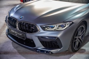 BMW M8 Coupe_Front Grille_Headlamp