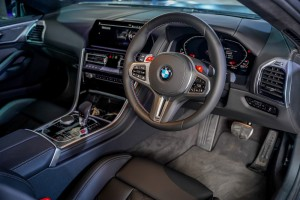 BMW M8 Coupe_Cockpit_Dashboard_Steering Wheel