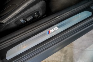 BMW M8 Coupe_Sill Plate