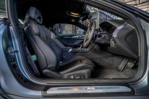 BMW M8 Coupe_Cockpit_Driver Seat