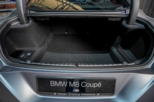 BMW M8 Coupe_Boot_Luggage Space