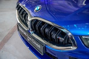 BMW M8 Gran Coupe_Front Grille