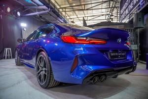 BMW M8 Gran Coupe_Rear View