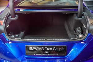BMW M8 Gran Coupe_Cargo Space_Boot