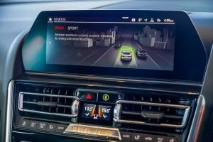 BMW M8 Gran Coupe_Driver Assistance