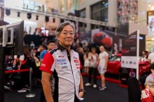 UMW Toyota Motor_Akio Takeyama