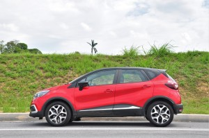 Renault Captur_Side View