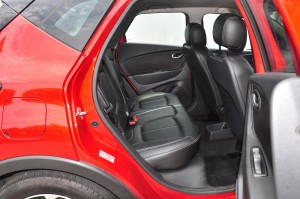 Renault Captur_Rear Seats