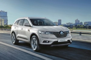 Renault Koleos_SUV