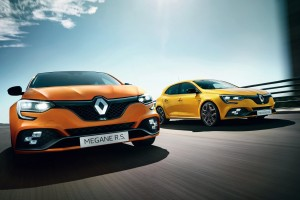 All-New Renault MEGANE R.S.