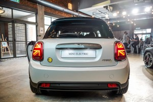 The New All-Electric MINI_Cooper S_Rear