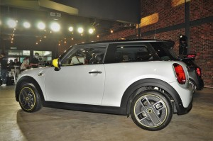 MINI Cooper S Electric_Side View