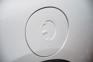 The New All-Electric MINI Cooper S_Charging Port Flap