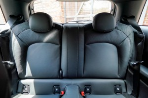 The New All-Electric MINI Cooper S_Rear Seats