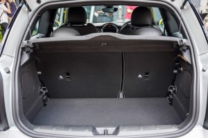 The New All-Electric MINI_Boot_Cargo Space