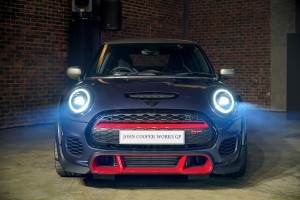 The New MINI JCW GP_Front View