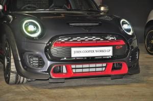MINI John Cooper Works GP_Front_Grille_Headlights_Intake