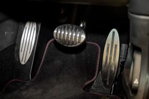 The New MINI JCW GP_Pedals