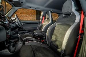 The New MINI JCW GP_Seats