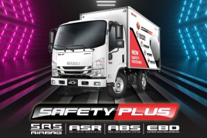 Isuzu ELF_Isuzu Safety Plus Platform