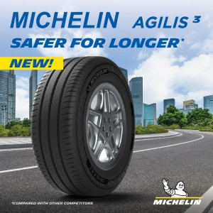 Michelin Agilis 3_Truck Tyre