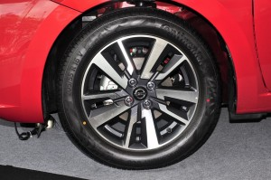 Nissan Almera Turbo_1.0 VLT_16 Inch Alloy Wheel