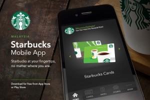 Starbucks_Mobile App