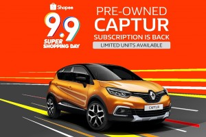 Renault_Shopee Shocking Sale