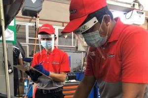 Perodua Tweckbot_Vehicle Inspection_Technicians