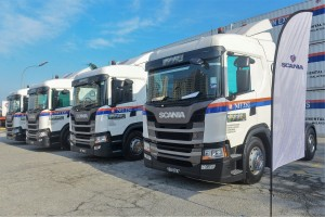 Scania New Truck Generation G360A4X2NA_Nittsu Transport Service_Repair and Maintenance Contract_Ecolution