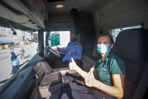 Scania New Truck Generation_Nittsu Transport Service